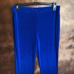 Chico's Travelers cobalt blue pants